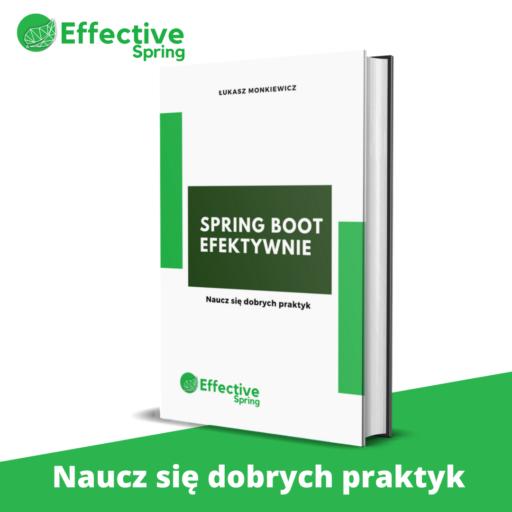 Darmowy ebook, Spring Boot Efektywnie
